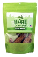 Etta Says Hare of the Dog Rabbit Jerky Dog Treats, 2.5 oz