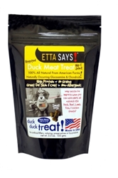 Etta Says Hip & joint Roasted Duck Meat Treat for Small Dogs, 5.5 oz
