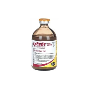 Excede for Swine, 100 ml