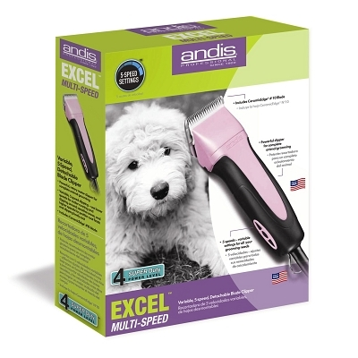 Excel Clipper 5 Speed- Pink