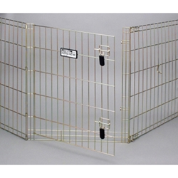 "Exercise Pen Gold-Zinc, 24"" x 36"""