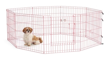 Exercise Pen Pink