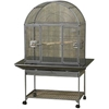 "EZ Care Dometop Flight Cage for Small Birds, 39"" x 27"" x 56"""