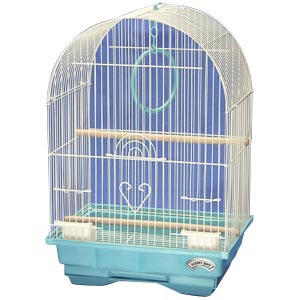 "EZ Start Parakeet Cage Extra Small, 11.5"" x 8.75"" x 17.5"" - 6 Pack"