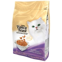 Fancy Feast Gourmet Gold Cat Food Chicken, 3 lb - 6 Pack