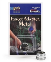 Faucet Adapter Ultimate Vac Metal
