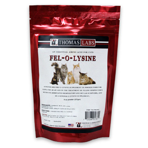 Fel-O-Lysine Powder, 8 oz