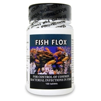 Fish Flox (Ciprofloxacin) 500 mg, 30 Tablets