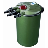Fish Mate Pressurized Bio Pond Filter, 3000 gal