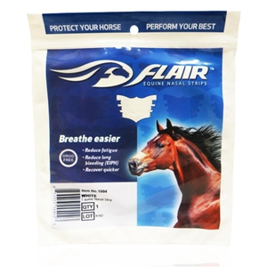 Flair Equine Nasal White Strip, 1 ct