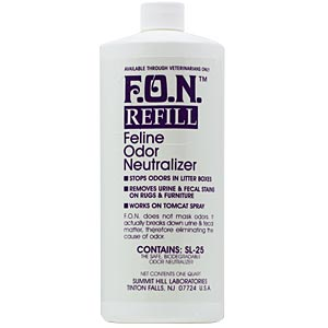 FON Feline Odor Neutralizer Refill, 32 oz