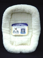 Four Paws K-9 Keeper Sleeper, Natural, 18.5 in X 12.5 in