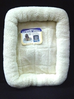 Four Paws K-9 Keeper Sleeper, Natural, 23.5 in X 17.5 in