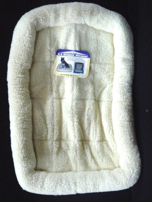 Four Paws K-9 Keeper Sleeper, Natural, 29.5 in X 20.5 in