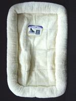 Four Paws K-9 Keeper Sleeper, Natural, 35.5 in X 22.5 in