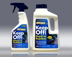 Four Paws Keep Off! Outdoor Granular Repellent, 2 lbs