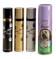Four Paws Pet Cologne, Gold, 3 oz