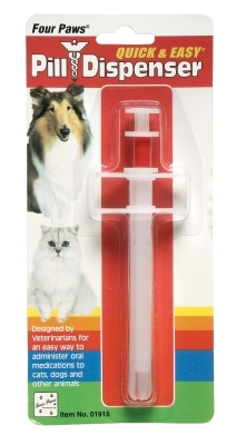 Four Paws Quick & Easy Pill Dispenser