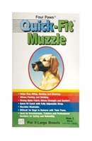Four Paws Quick-Fit Muzzle, Size 3XL