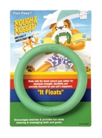 Four Paws Rough and Rugged Toy Ring Float, 7 in