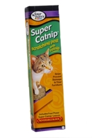 Four Paws Super Catnip Scratching Post, Cardboard, 2 Pack