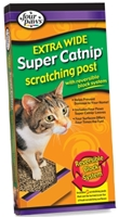 Four Paws Super Catnip Scratching Post, Extra Wide, 2 Pack