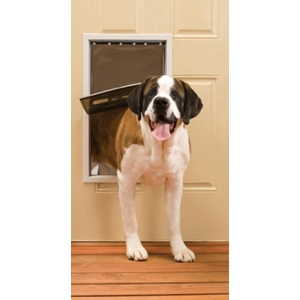 Freedom Aluminum Pet Door, Extra Large