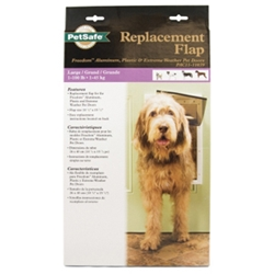 Freedom Pet Door Replacement Flap, Large
