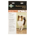 Freedom Pet Door Replacement Flap, Medium