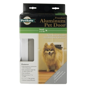 Freedom Pet Door Replacement Flap, Small