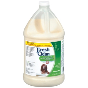 Fresh N' Clean Oatmeal & Baking Soda Shampoo, 1 gal