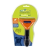 "FURminator deShedding Tool For Medium Dogs, 2.65"" Short Hair Edge"