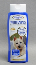 Gold Medal Pets Blue Diamond Whitening Shampoo for Dogs & Cats, 8 oz