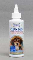 Gold Medal Pets Clean Ears Liquid Cleanser for Dogs & Cats 4 oz