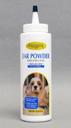 Gold Medal Pets Groomers Ear Powder for Dogs, 4 oz