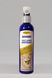 Gold Medal Pets Unicoat Grooming Spray with Cardoplex for Dogs & Cats 8 oz