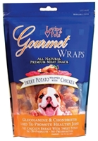 Gourmet Wraps- Sweet Potato Wrapped with Chicken, 8 ounces
