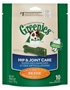 Greenies Hip & Joint Care Treat Pack for Petite Dogs, 6 oz, 10 ct