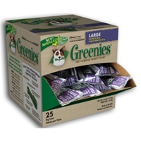 Greenies Large (25 Treats)