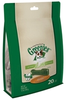 Greenies Lite Treat Pack for Petite Dogs, 12 oz, 20 ct
