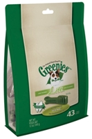 Greenies Lite Treat Pack for Teenie Dogs, 12 oz, 43 ct