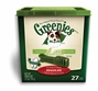 Greenies Lite Tub Treat Pack for Regular Dogs, 27 oz, 27 ct