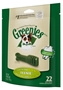 Greenies Mini Treat Pack for Teenie Dogs, 6 oz, 22 ct