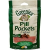 Greenies Pill Pockets for Cats Salmon Flavor, 45 Capsules or Tablets - 6 Pack