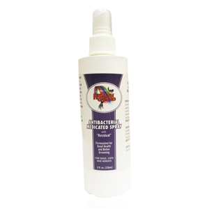 Health Guard Antibacterial Medicated Spray, 8 oz