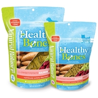 Healthy Bones Sweet Potato, Salmon & Apple Dog Treats, 16 oz - 12 Pack