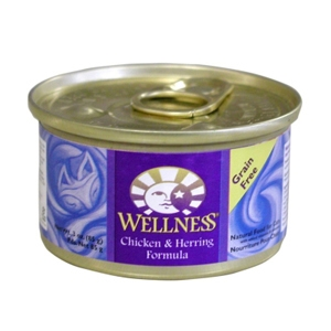 Healthy Indulgence Cat Food Chicken, Crab & Herring, 3 oz - 24 Pack