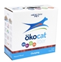 Healthy Pet Okocat Natural Wood Clumping Cat Litter, 7.5 lbs