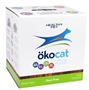 Healthy Pet Okocat Natural Wood Dust Free Clumping Cat Litter, 12.3 lbs