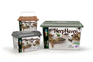 Herp Haven Rectangle Mini